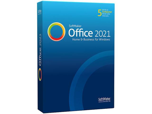 SoftMaker Office 2021 Home & Business (PC)