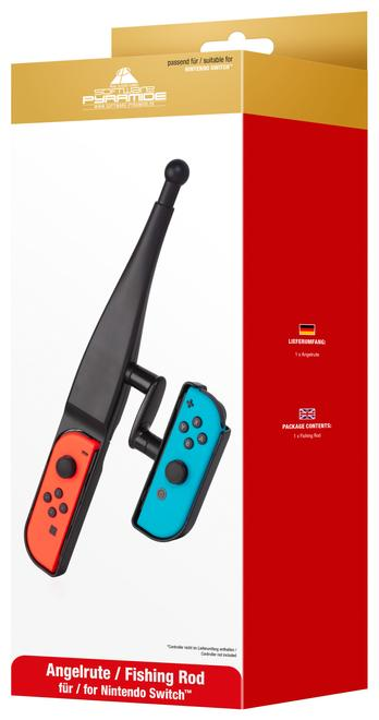97026 Angelrute Gaming-Controllerclip Nintendo Switch