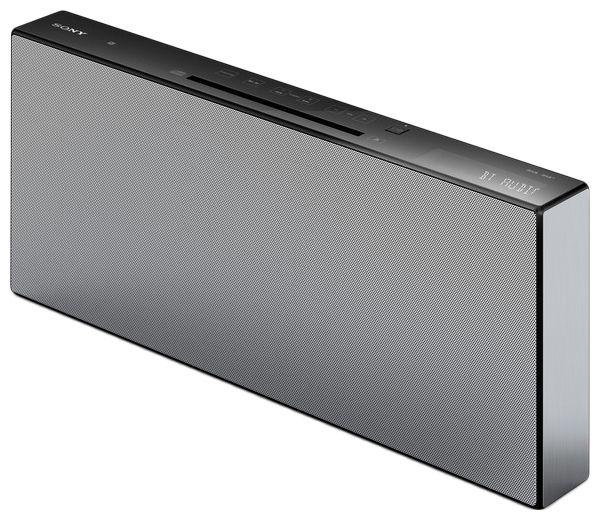 CMT-X5CDB Kompaktanlage 40W DAB-Radio CD USB Bluetooth NFC