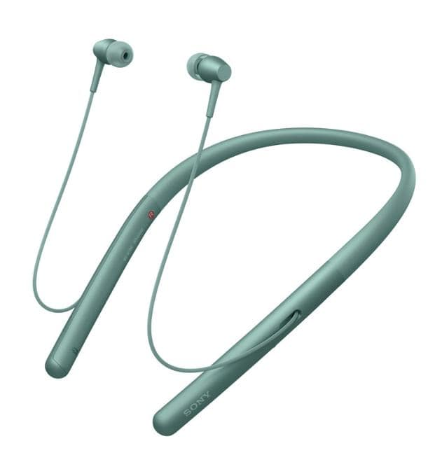 WI-H700G High Resolution In-Ear Kopfhörer Bluetooth NFC Headset-Funktion