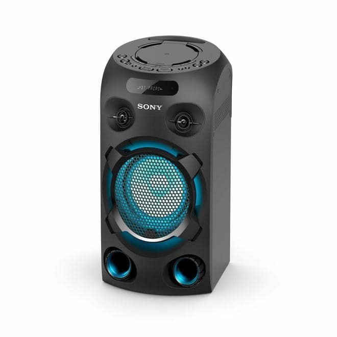 MHC-V02 Party Lautsprecher Bluetooth