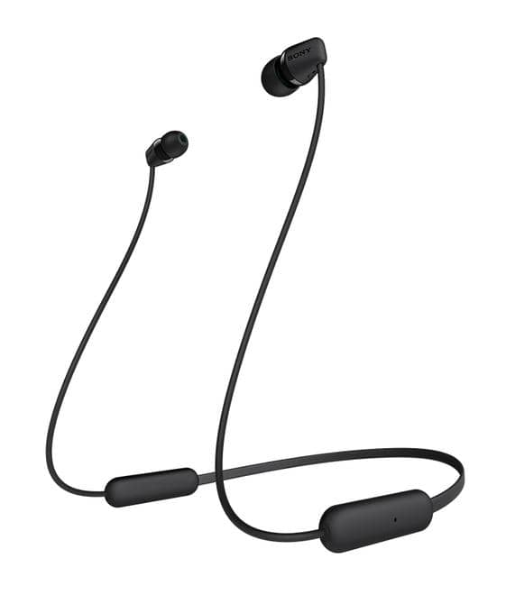 WI-C200B kabellose In-Ear Kopfhörer Bluetooth 5.0  Voice Assistant