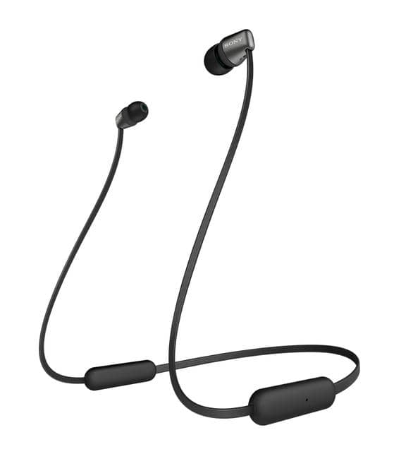 WI-C310B  kabellose In-Ear Kopfhörer Bluetooth 5.0 Google/Siri Assistant