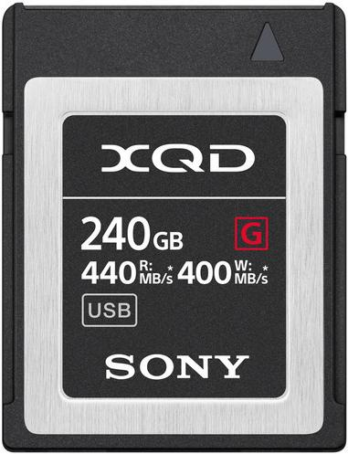 XCD 240GB 440MB/S Compact Flash Card