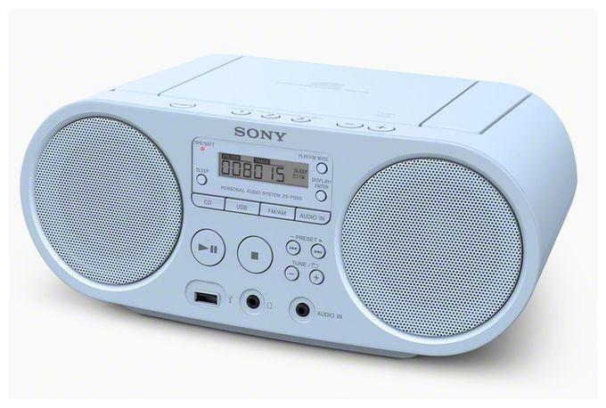 ZS-PS50 CD Payer AM,FM Radio