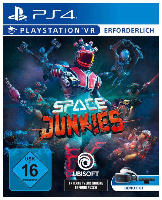 Space Junkies (PlayStation 4)