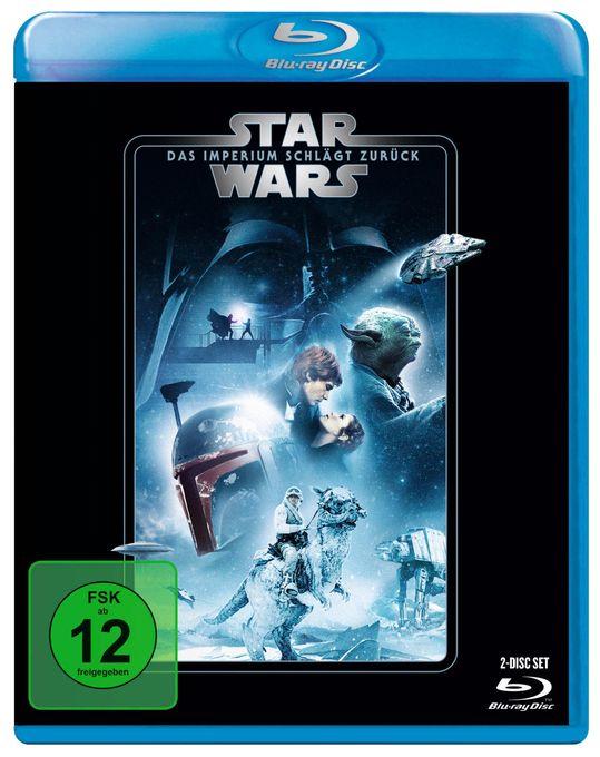 Star Wars: Episode V - Das Imperium schlägt zurück - Limited Edition (BLU-RAY)