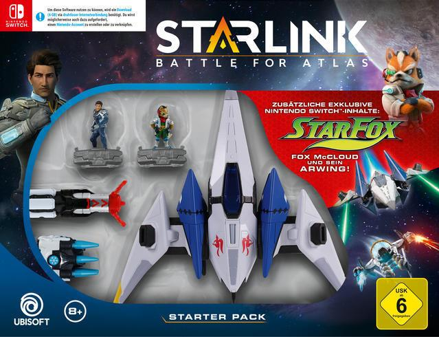 Starlink: Battle for Atlas - Starter Pack (Nintendo Switch)