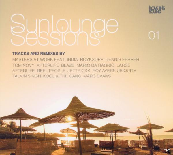 Sunlounge Sessions 01 (VARIOUS)
