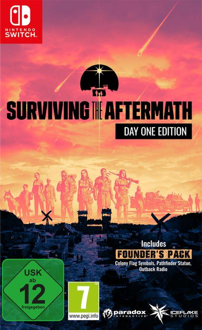 Surviving the Aftermath Day One Edition (Nintendo Switch)