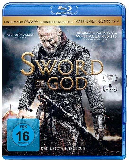 Sword of God - Der letzte Kreuzzug (BLU-RAY)