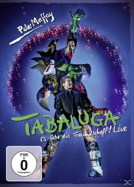 Tabaluga-Es lebe die Freundschaft! Live (Peter Maffay)