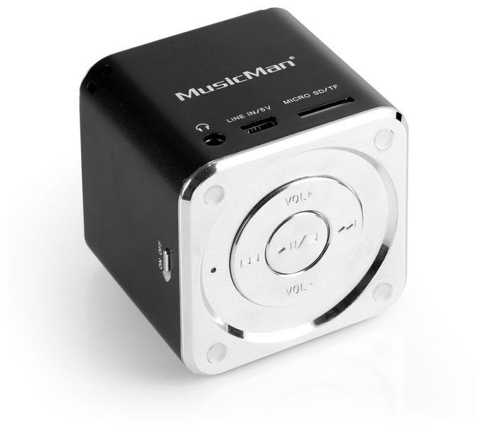 Mini MusicMan portabler Lautsprecher