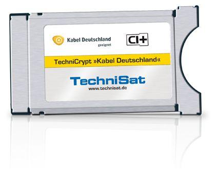 0000/4583 TECHNICRYPT Kabel Deutschland CI+ Modul