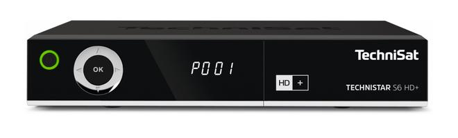 TECHNISTAR S6 HD+ HDTV-DigitalSat-Receiver Mediaplayer TimeShift