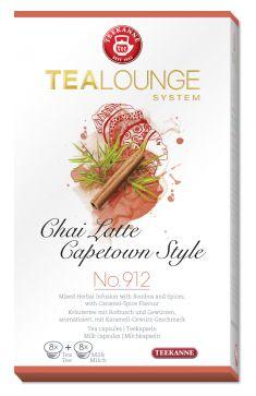 6934 Chai Latte Capetown Style No. 912 Teekapseln Kräutertee