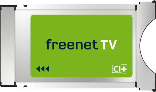 89001 Freenet TV CI+ DVB-T2 HD Modul