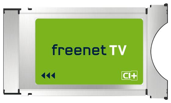 89001 Freenet TV CI+ DVB-T2 HD Modul
