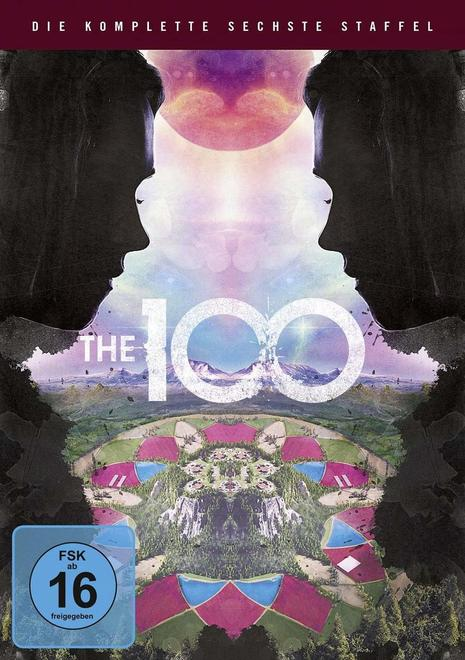 The 100: Die komplette 6. Staffel (DVD)