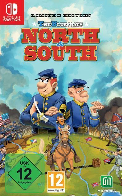 The Bluecoats: North & South - Limited Edition (Nintendo Switch)