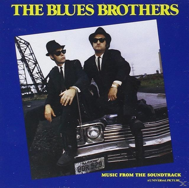 THE BLUES BROTHERS (OST) (The Blues Brothers)