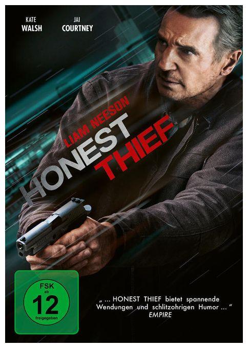 The Honest Thief (DVD)
