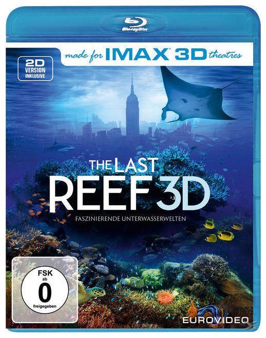 The last Reef 3D (BLU-RAY 3D/2D)