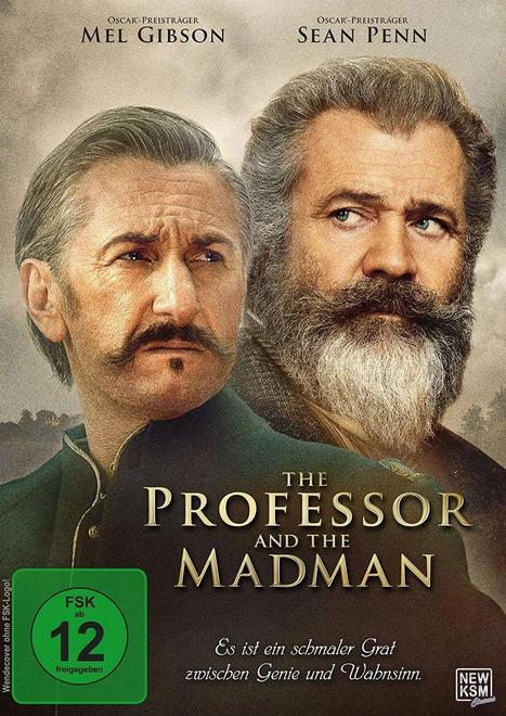The Professor and the Madman (DVD)