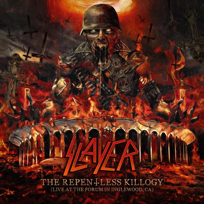 The Repentless Killogy(Live At the Forum Inglewood (Slayer)