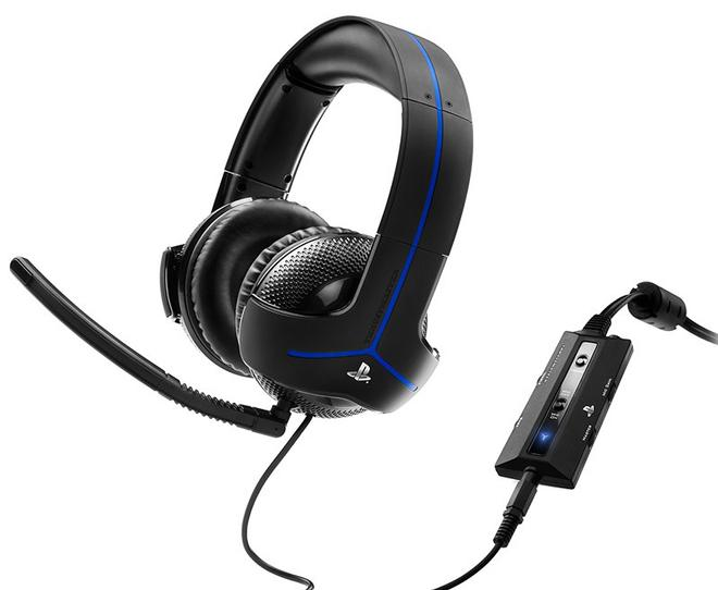 Y-300P Stereo Gaming Headset für PS4 / PS3