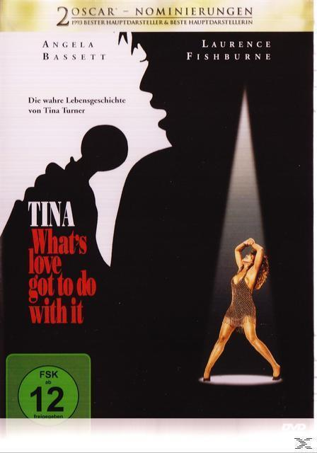 Tina - What's love got to do with it (DVD)