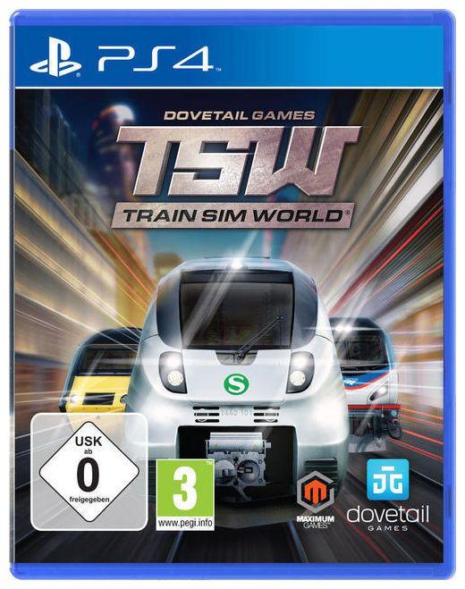 Train Sim World (PlayStation 4)
