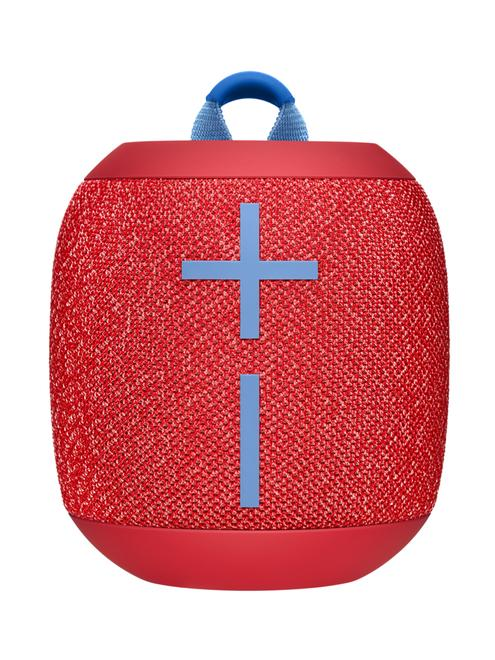 UE Wonderboom 2 Bluetooth Lautsprecher Wasserdicht Rot