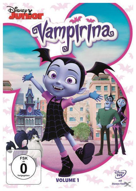 Vampirina - Vol. 1 (DVD)