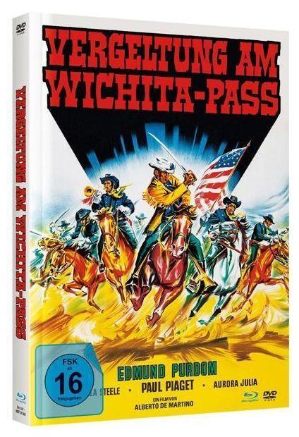 Vergeltung am Wichita-Pass Mediabook (BLU-RAY)