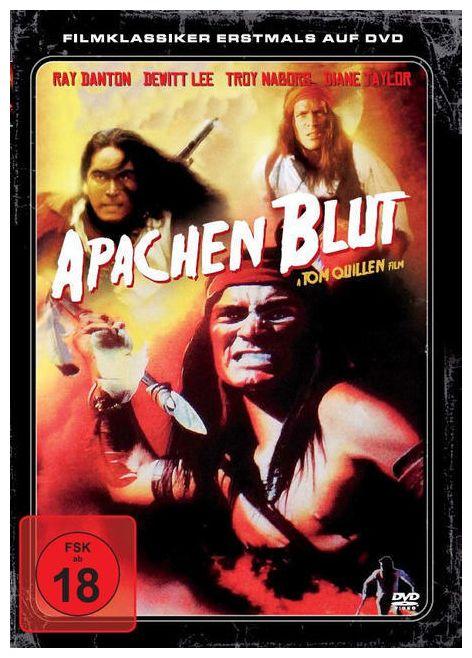 Wiegenlied der Rache a.k.a. Apachen Blut (DVD)