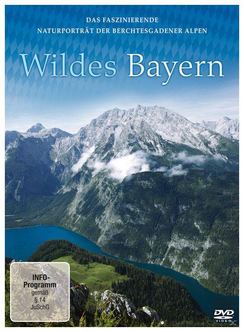 Wildes Bayern (DVD)