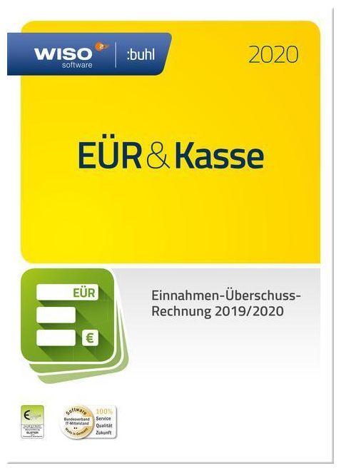 WISO EÜR & Kasse 2020 (PC)