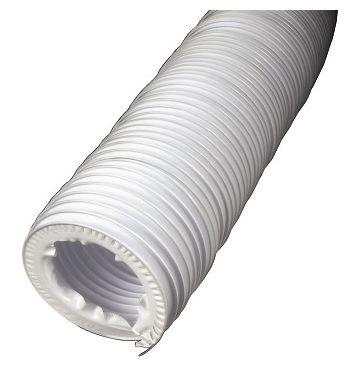 110945 Wäschetrockner-Abluftschlauch inkl. 2 Schlauchschellen
