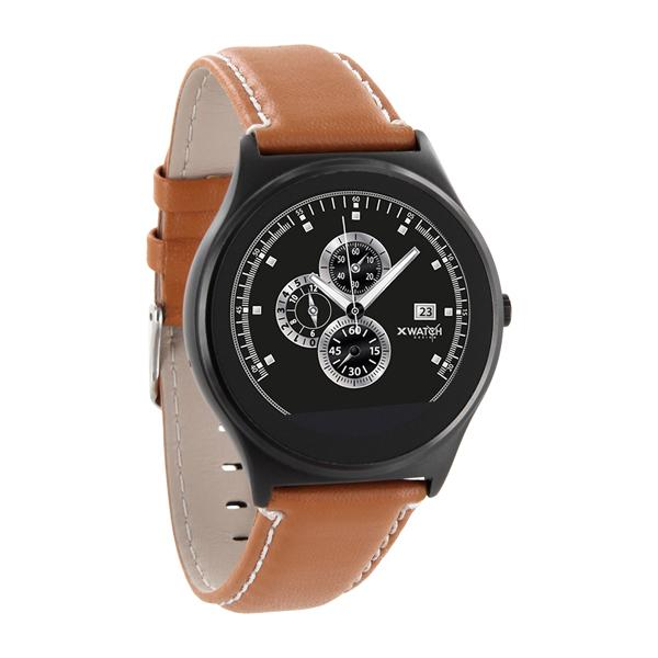 X-Watch Qin XW Prime II Smartwatch Herzfrequenzmesser Media-Funktionen