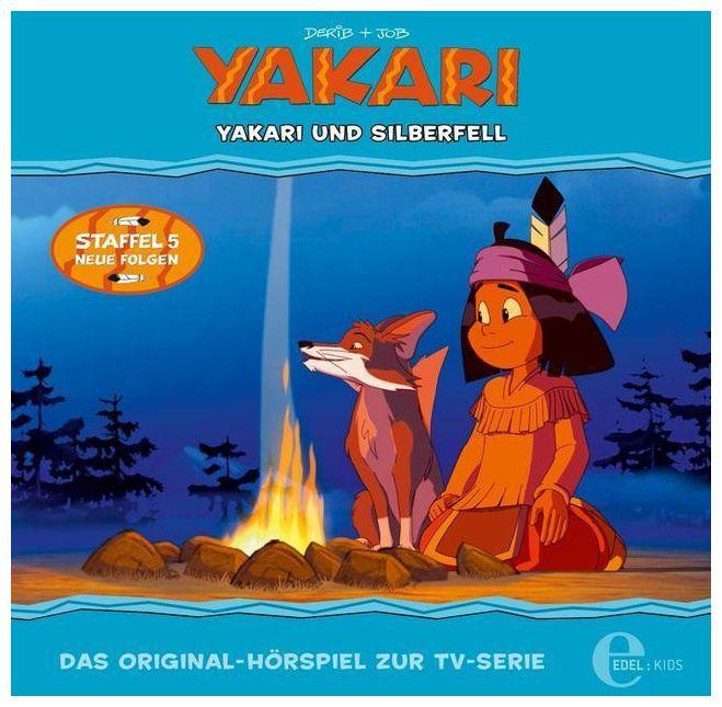 Yakari: Yakari und Silberfell (33) (CD(s))