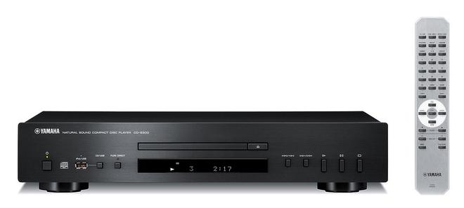 CD-S300 CD-Player MP3-Wiedergabe USB