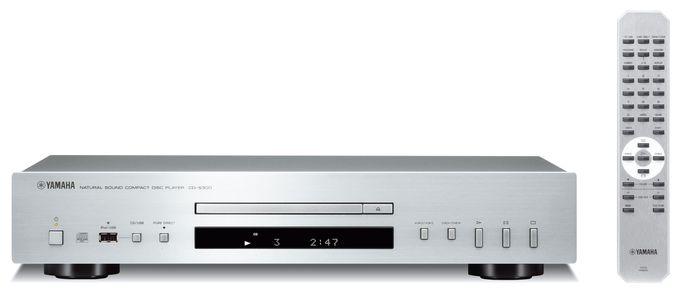 CD-S300 CD-Player MP3-Wiedergabe USB