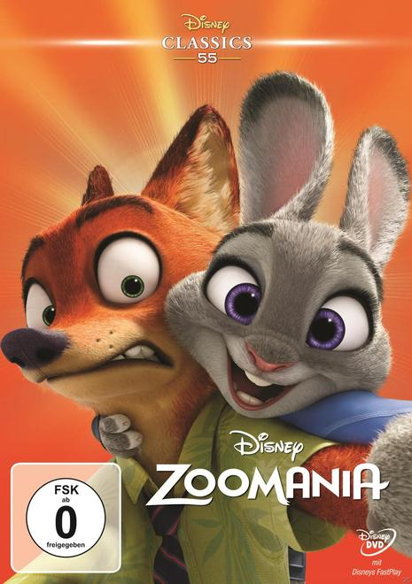 Zoomania Classic Collection (DVD)