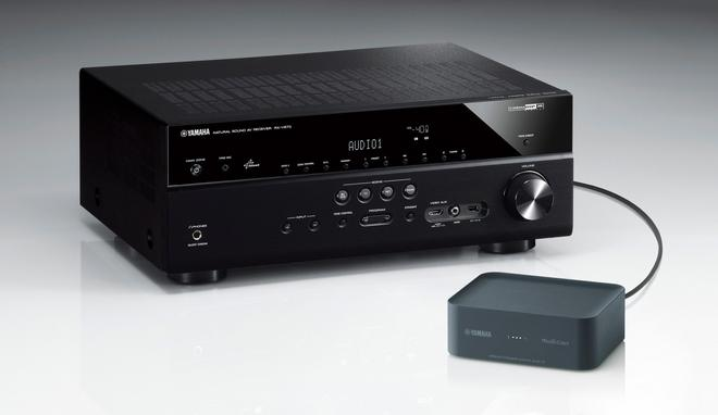 WXAD-10 MusicCast Streaming-Adapter