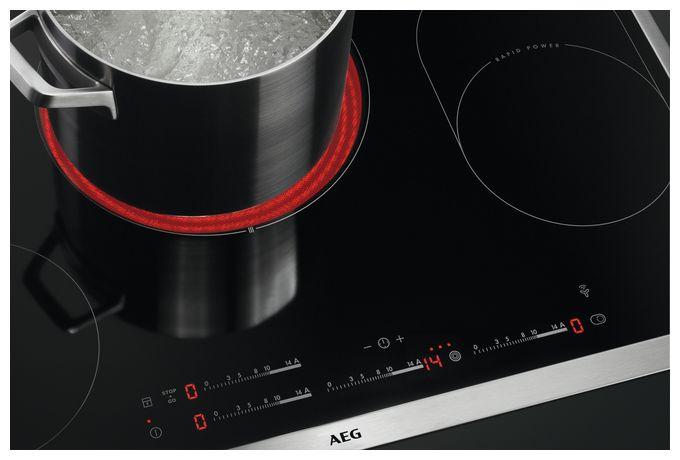 HK854870XB autarkes Glaskeramikkochfeld 80cm Slider Touch