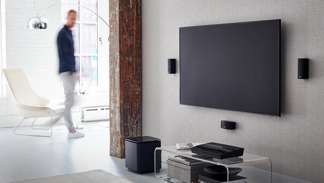 Lifestyle 600 5.1 Home-Entertainment-System Bluetooth NFC