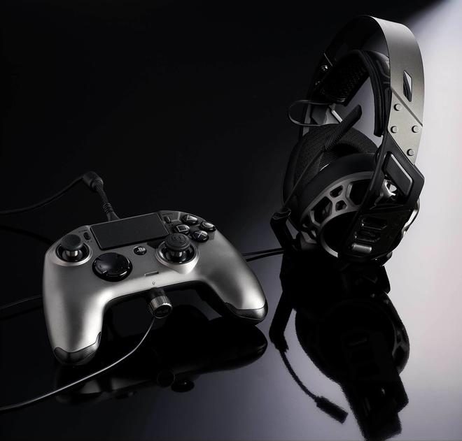 Revolution Pro PS4-Controller 2 RIG Limited Edition Schwarz