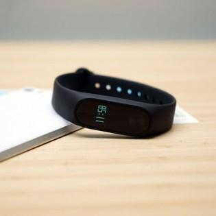 Mi Band 2 Fitness-Tracker Herzfrequenzsensor Android, iOS OLED Display