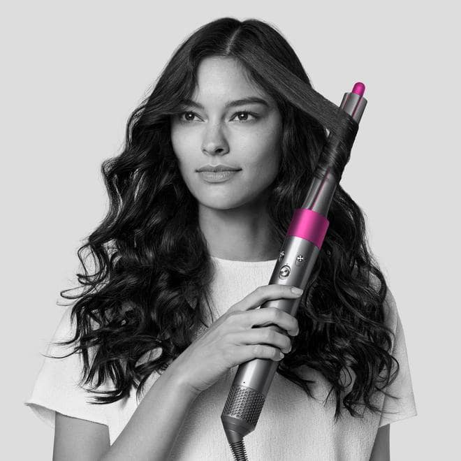 Airwrap Complete long Multistyler 1300 W ( Fuchsie, Nickel )
